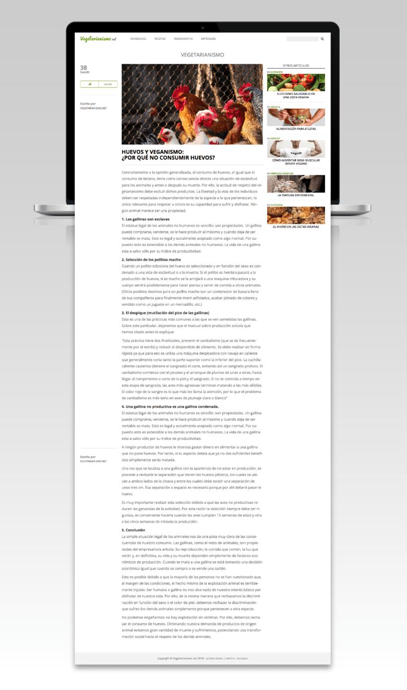 Blog sobre el vegetarianismo 6