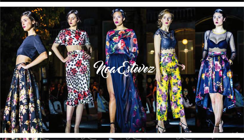 Noa Estévez - Diseño y costura · Identidad visual (branding) 2