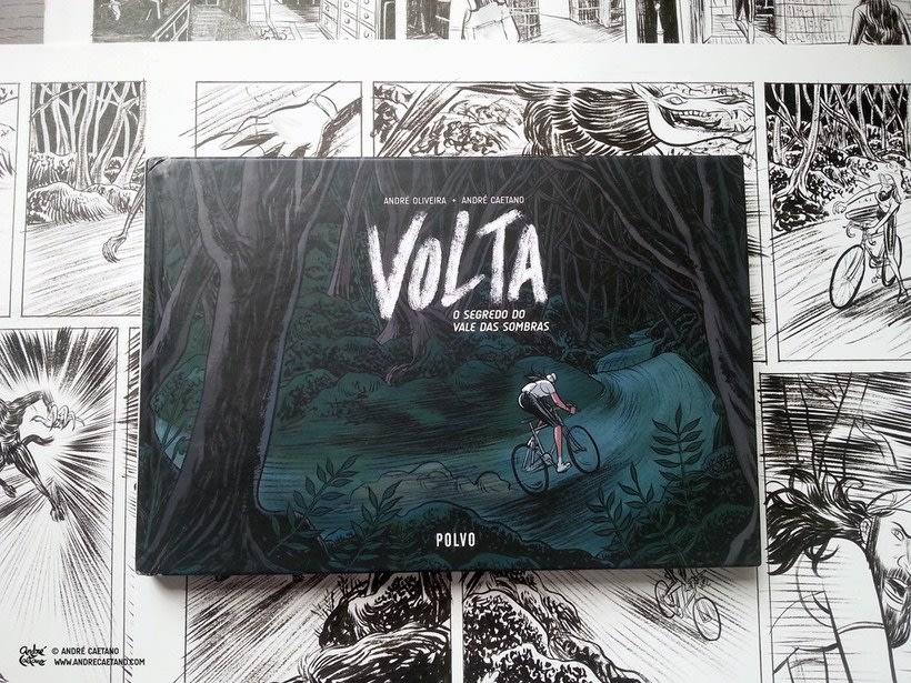 Volta: O Segredo do Vale das Sombras 0