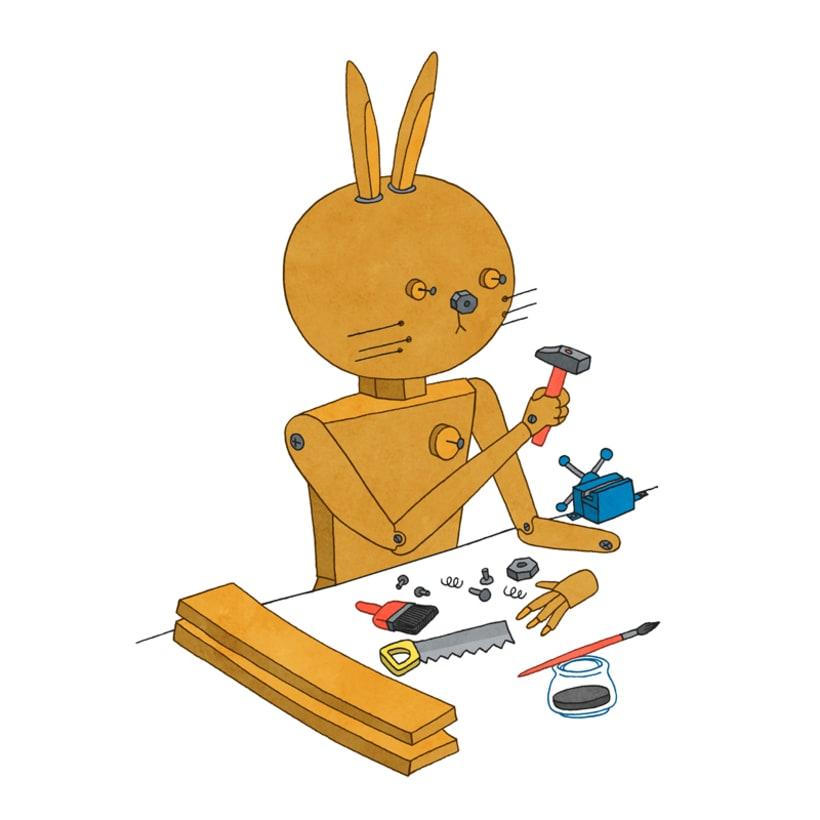 La otra cara del conejo 5