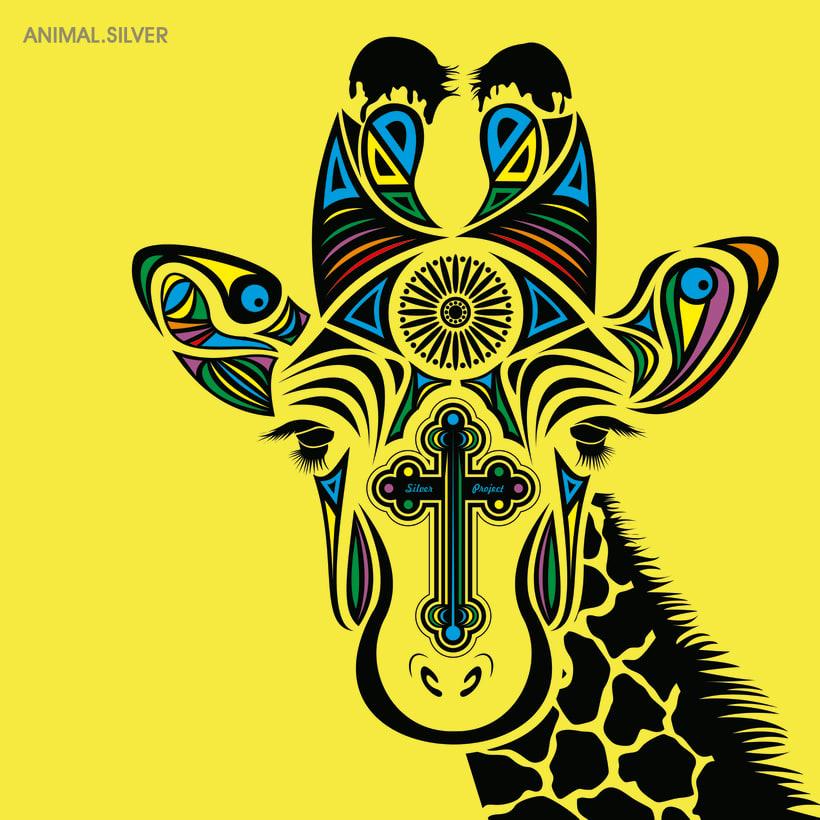ANIMAL.SILVER 0