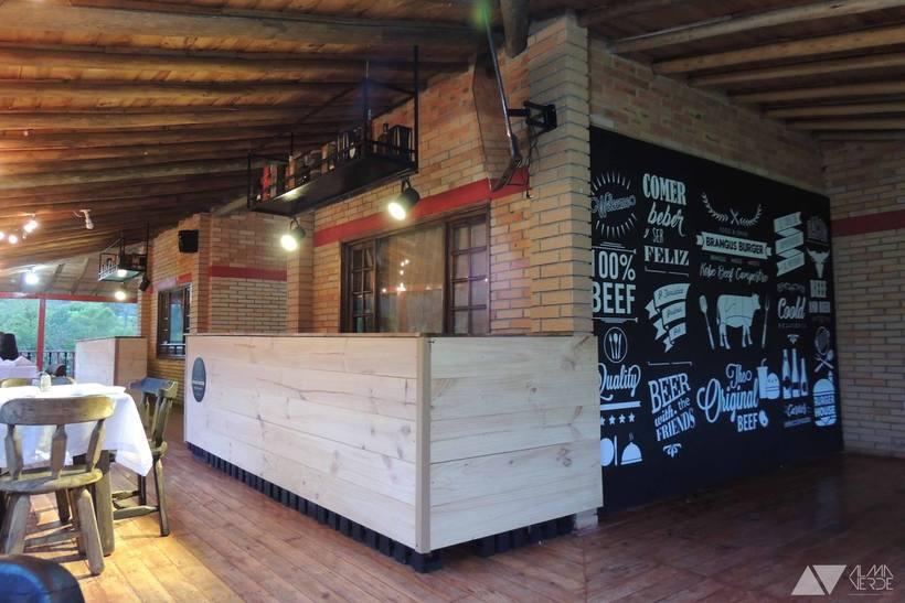 Restaurante Brangus Burguer 6