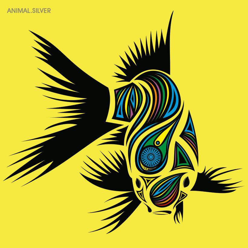 ANIMAL.SILVER 2