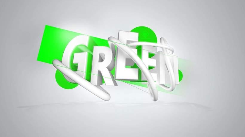 GREEN -1