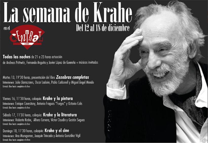 """MQ- Crónica """"La sonrisa de Krahe"""" 0"""