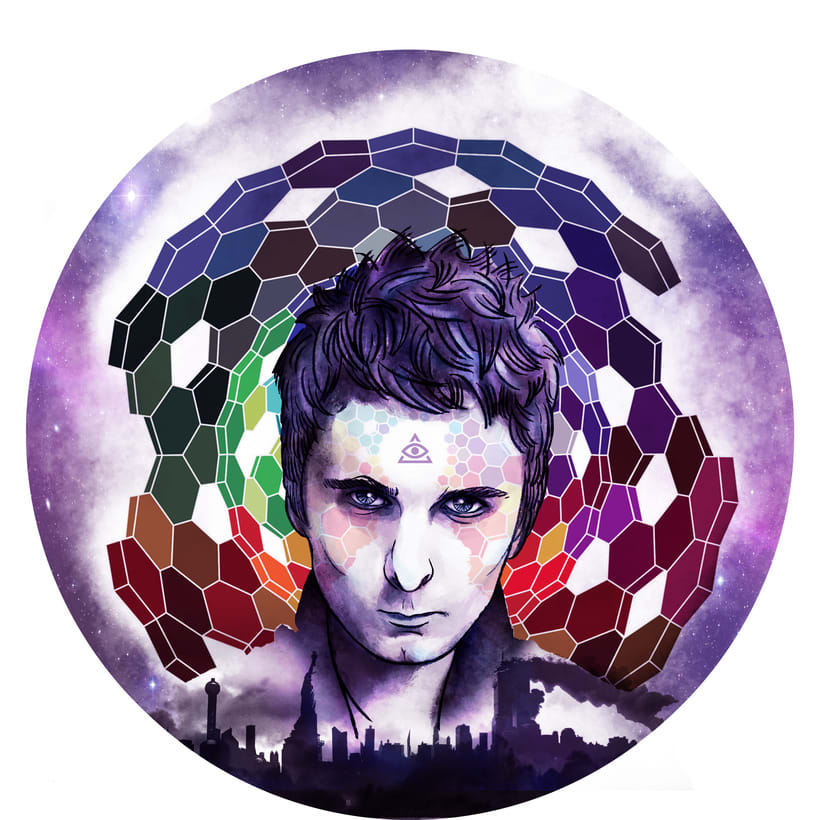 Matt Bellamy - Muse -1