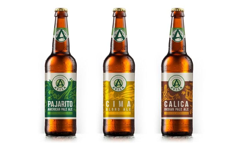 Cervecería Ávila 0