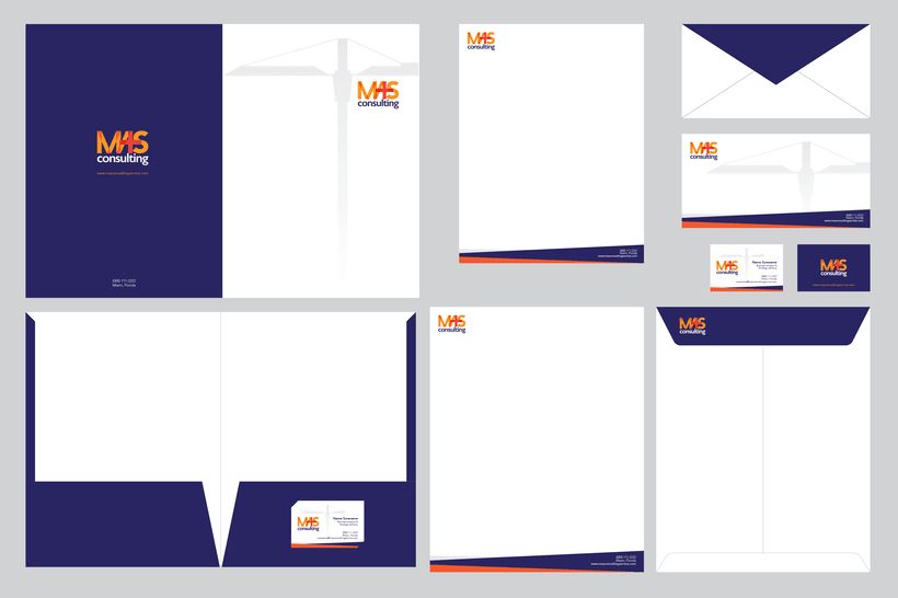 MAS Consulting Branding 1
