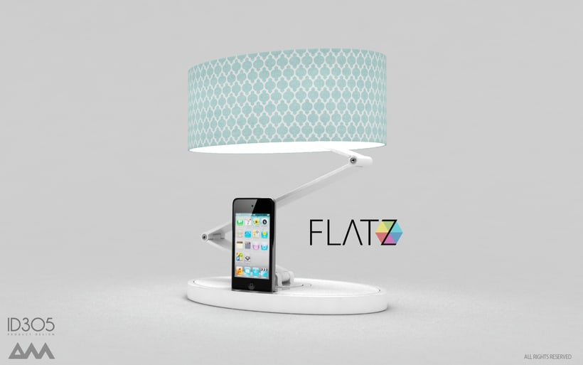 FlatZ Lamp -1