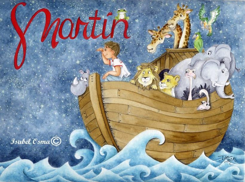 El arca de Martín -1