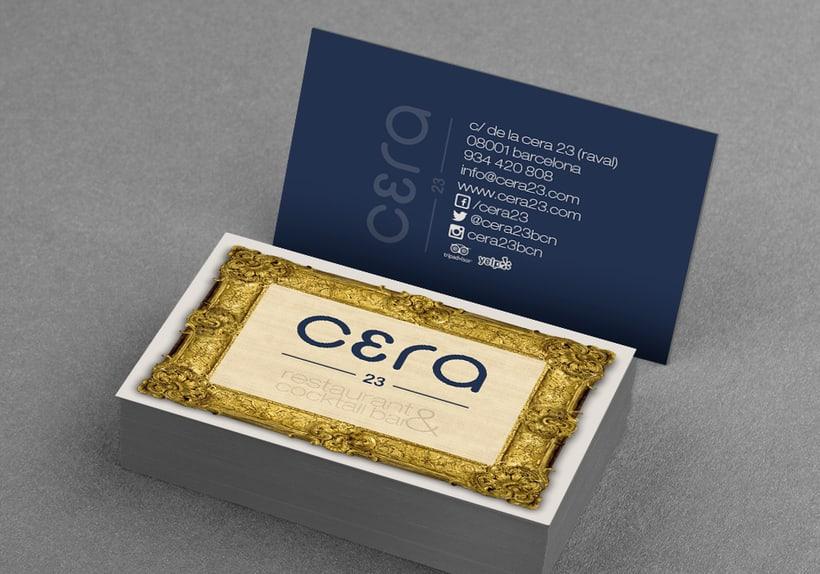 Cera23 Restaurante 2