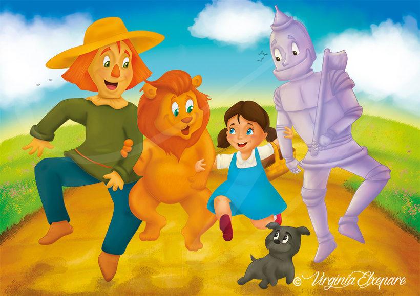 El Mago de Oz 3