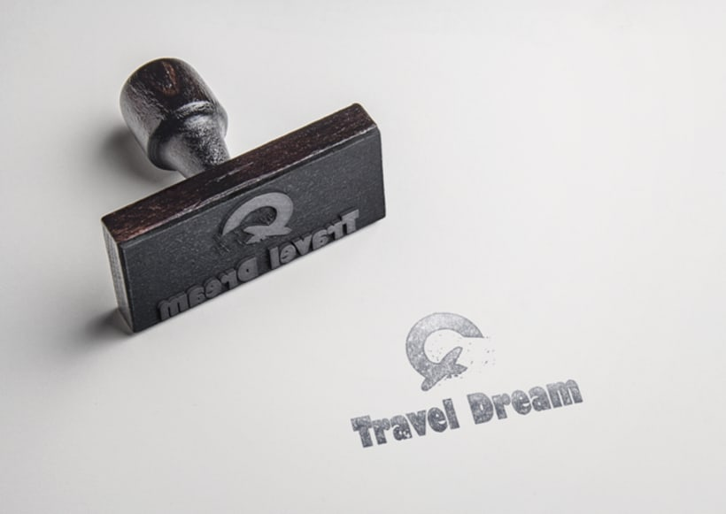 Logo Corporativo Travel Dreams 4