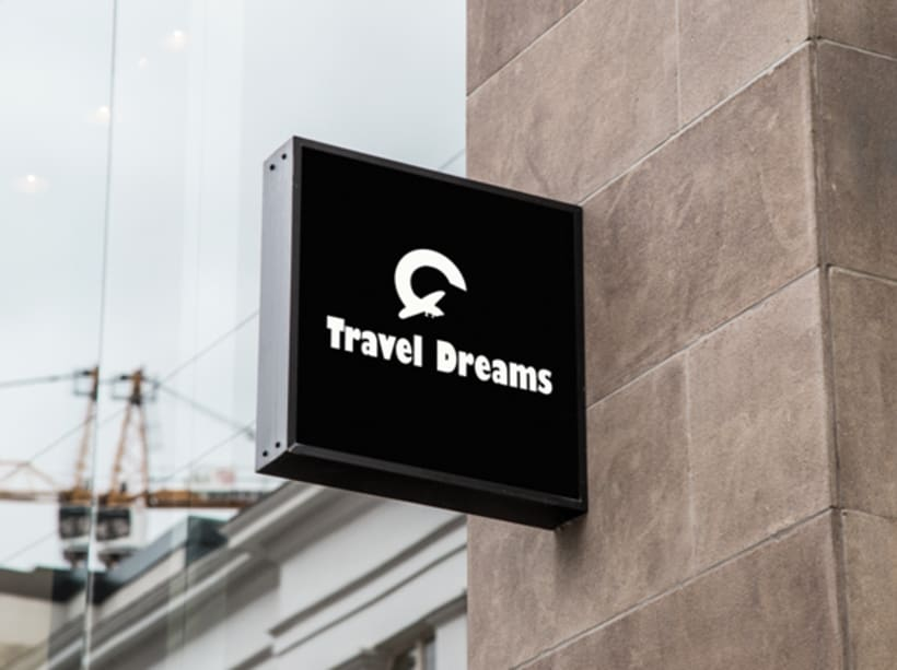 Logo Corporativo Travel Dreams 10