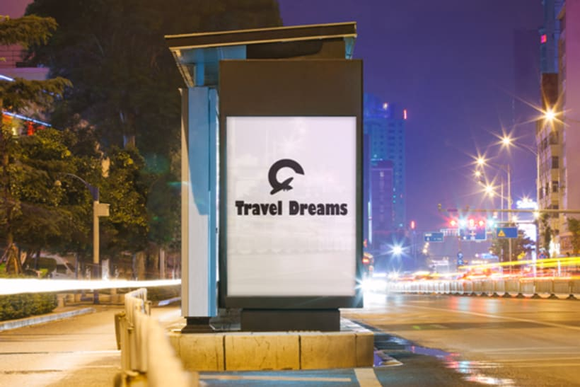 Logo Corporativo Travel Dreams 13