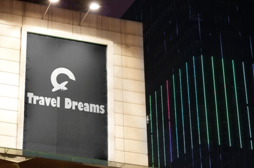 Logo Corporativo Travel Dreams 14