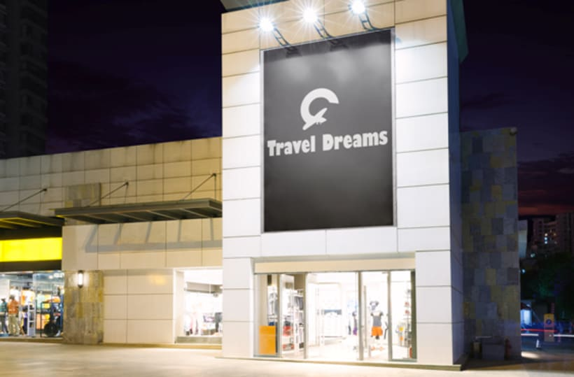 Logo Corporativo Travel Dreams 15
