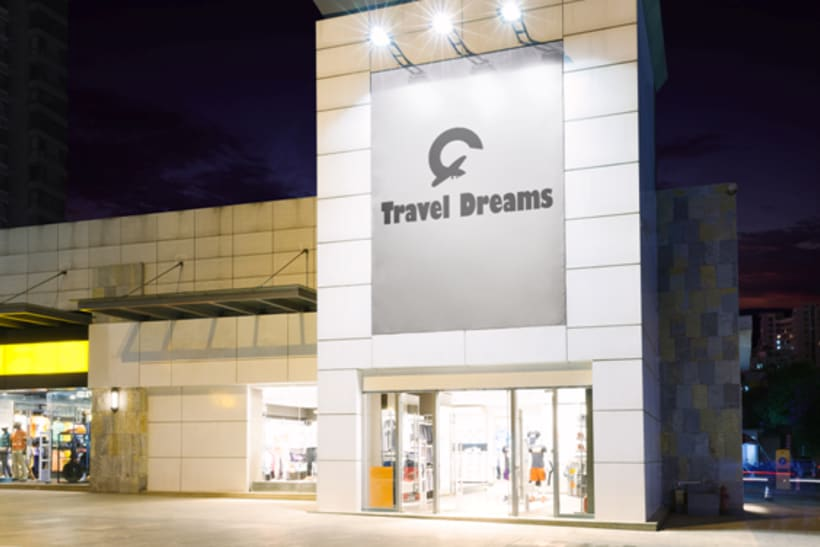 Logo Corporativo Travel Dreams 16