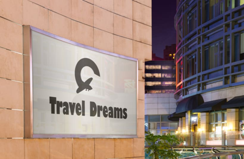 Logo Corporativo Travel Dreams 17