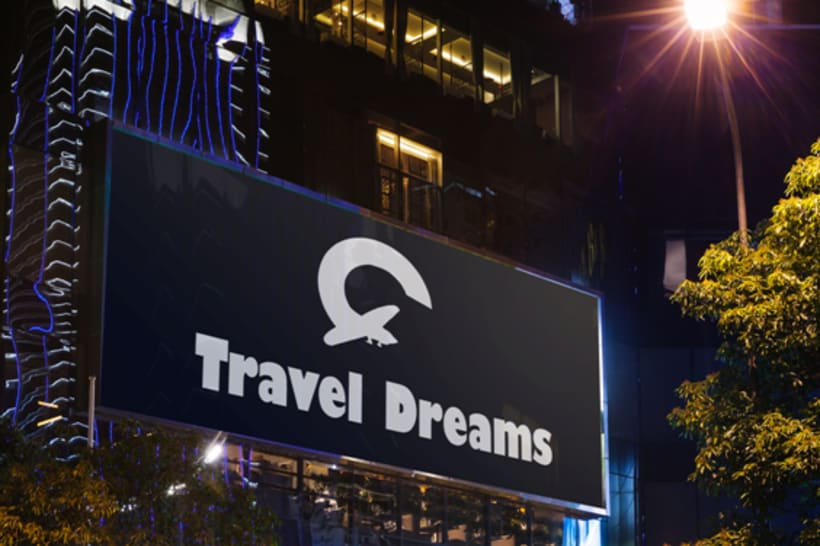 Logo Corporativo Travel Dreams 18