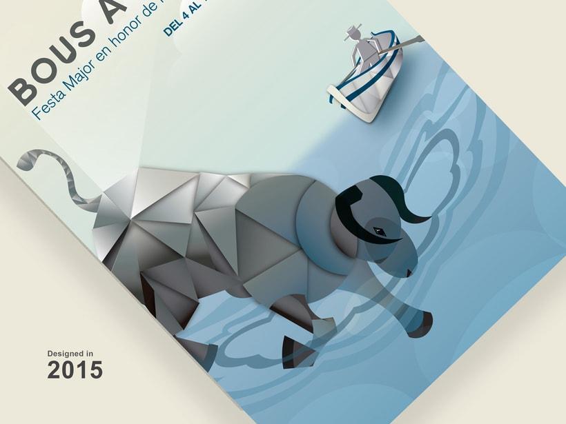 Propuesta cartel Fiestas de Denia 4
