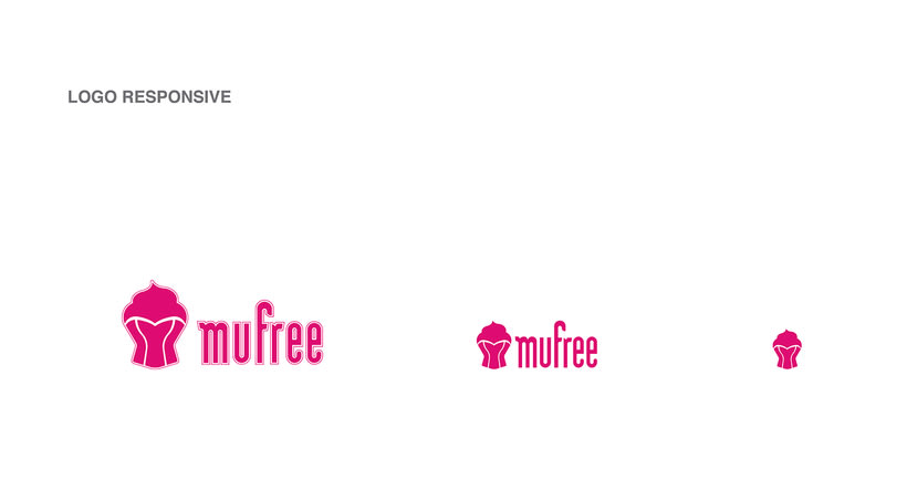 Branding and tipography - Mufree 4