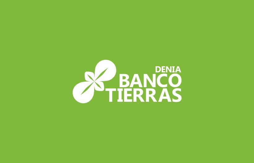 Banco de tierras | Branding 0