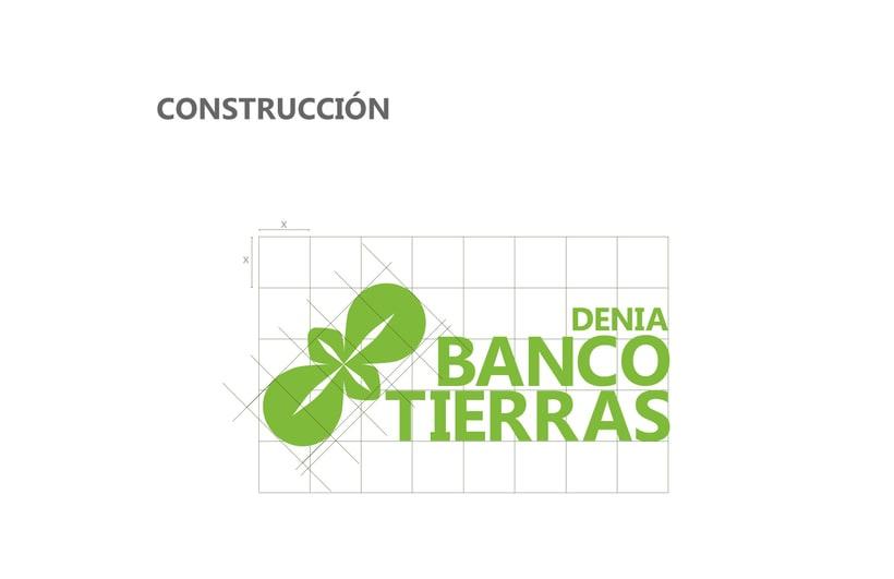Banco de tierras | Branding 3