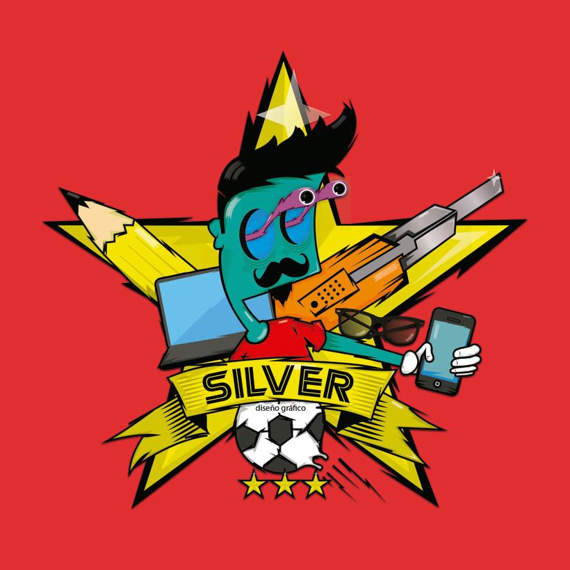 MR. SILVER -1