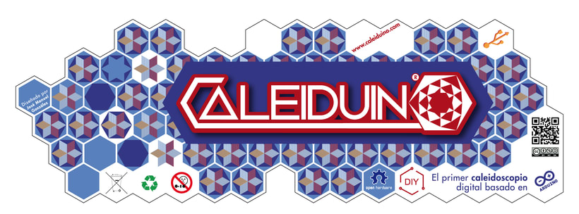 Caleiduino - Branding & Packaging 0