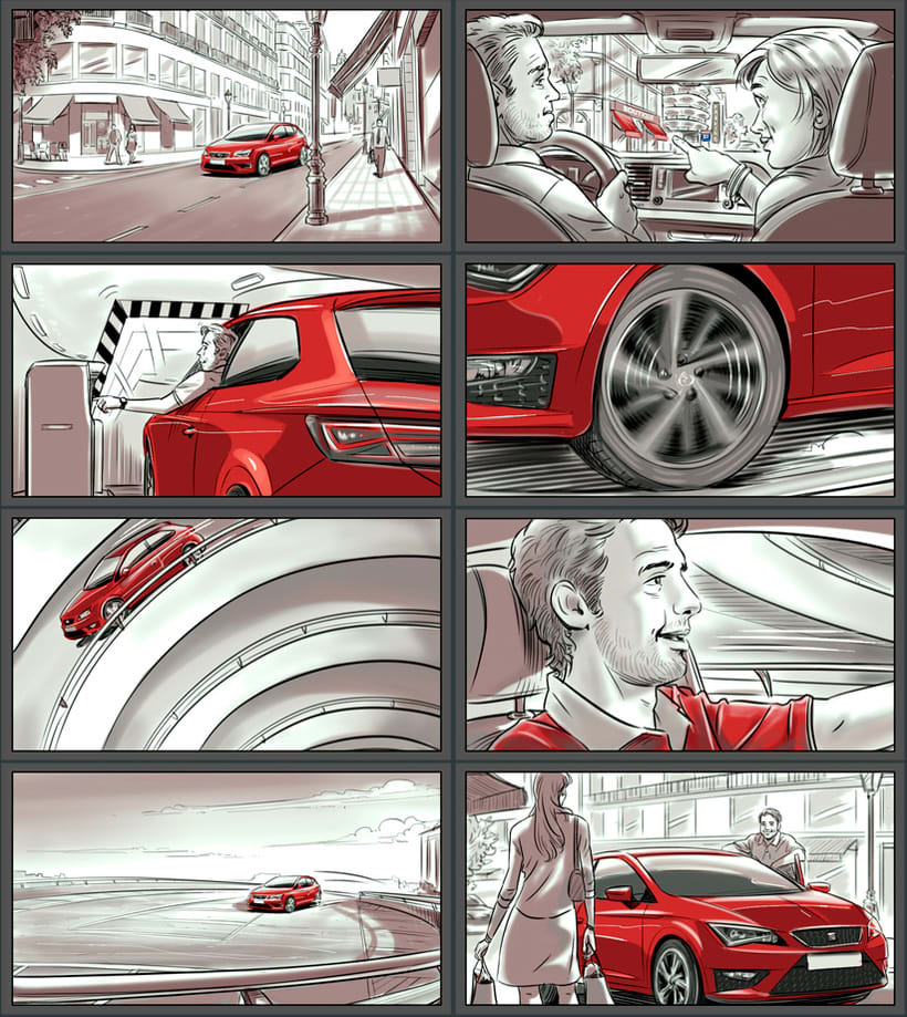 Ads Storyboards 7