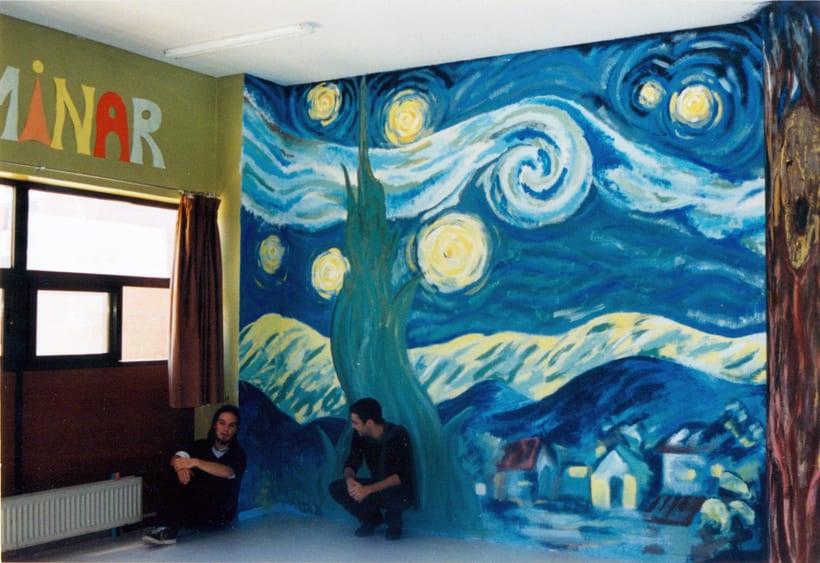 Pintura mural 5