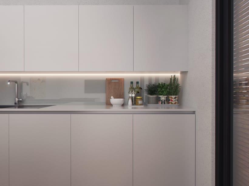 Infografías Fachada-Terraza-Salón-Cocina 1