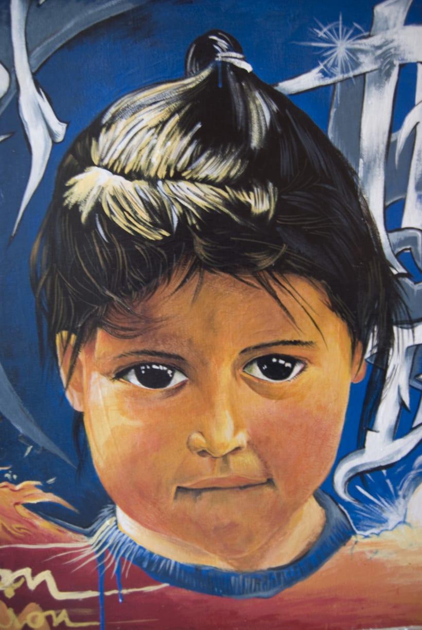 Pintura mural 25