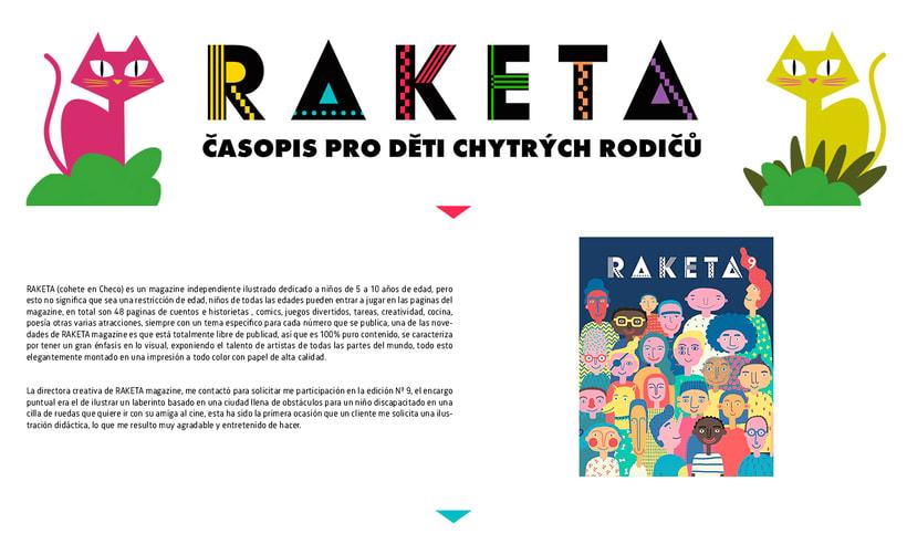 RAKETA MAGAZINE - Nº 9 0