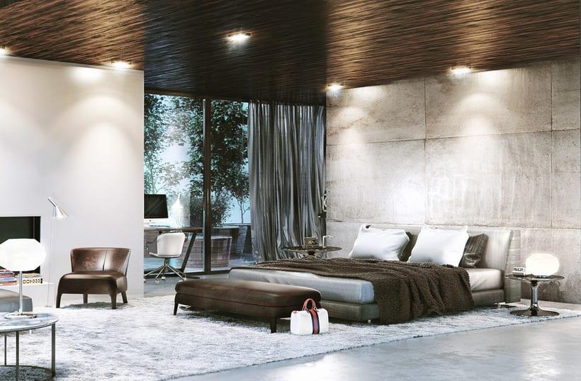 3d Visualización Arquitectónica - Interiores 6