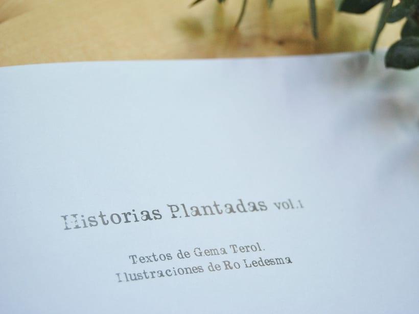 Historias Plantadas 8