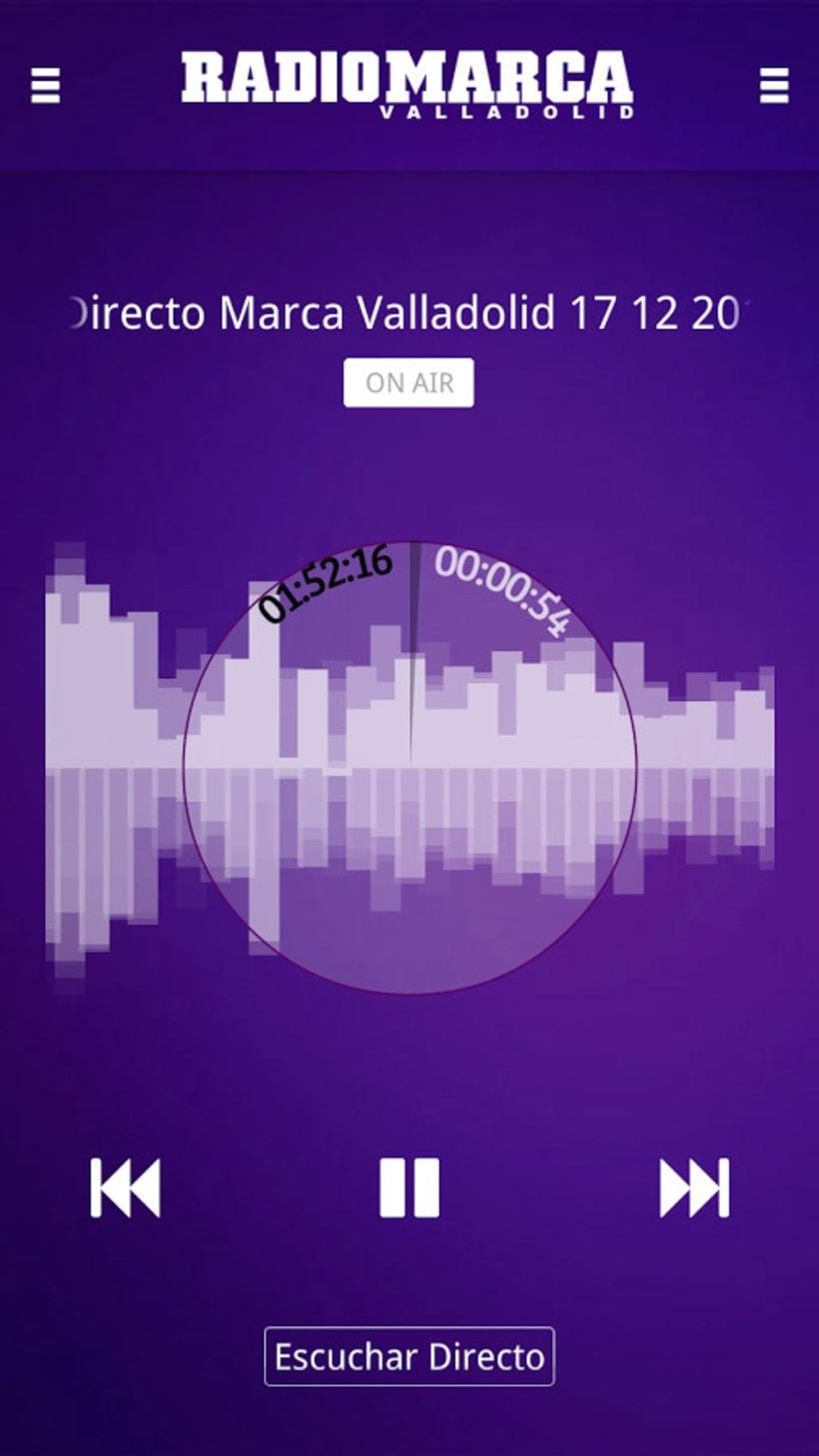 Radio Marca Valladolid 0