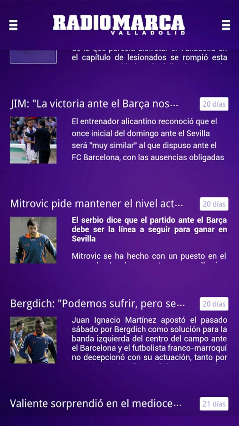 Radio Marca Valladolid 3
