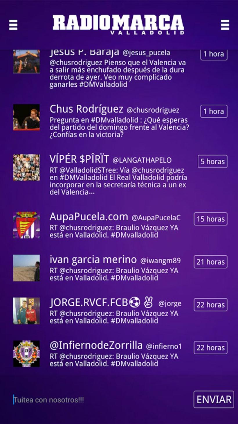 Radio Marca Valladolid 4
