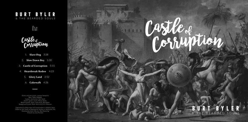 Castle Of Corruption EP 1