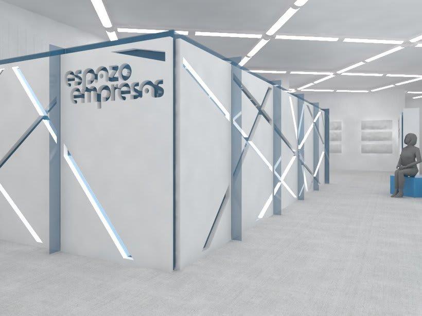 Espacio empresas Ciudad de la Cultura Santiago de Compostela -1