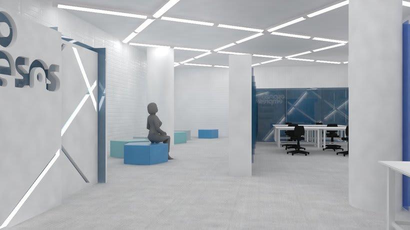 Espacio empresas Ciudad de la Cultura Santiago de Compostela 8