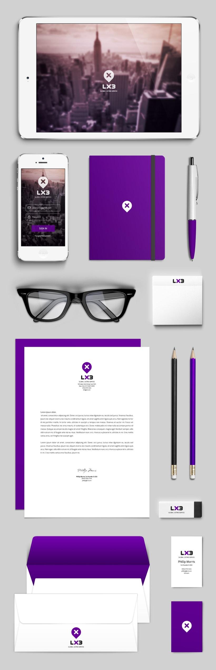 Lx3 | Global listing service 6