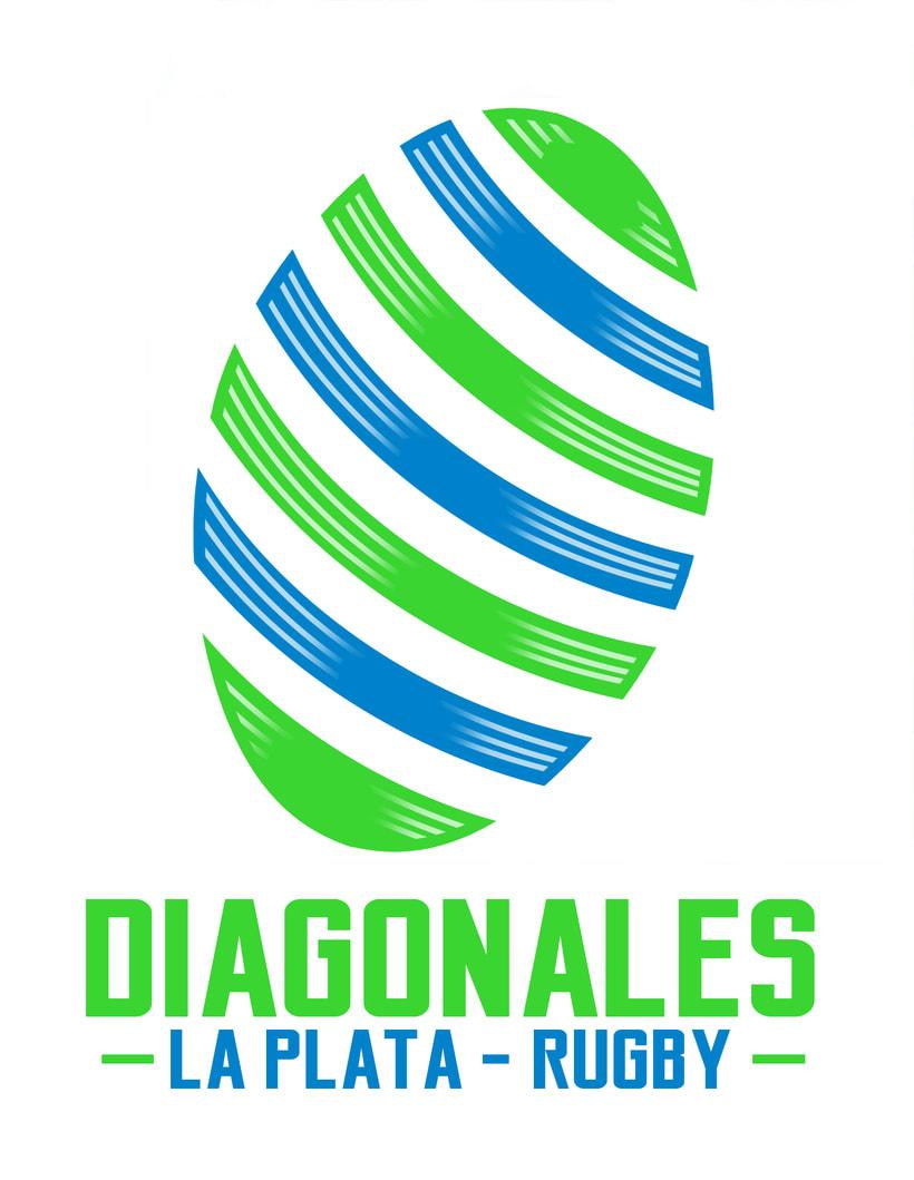 Franquicia Ficticia: DIAGONALES (La Plata -Rugby) 1