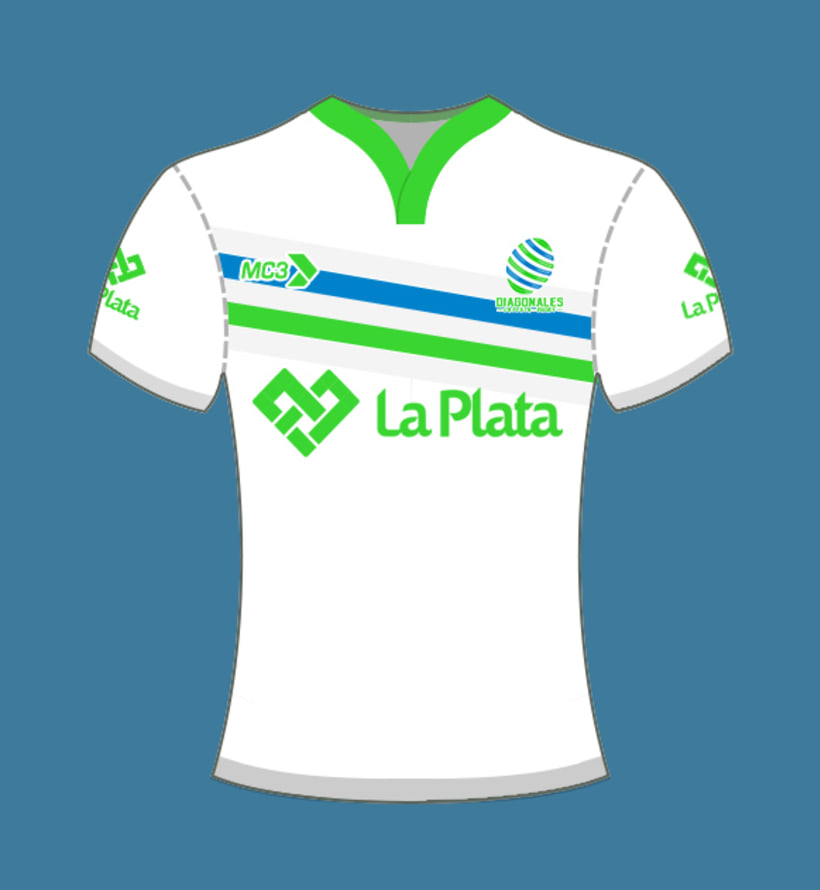 Franquicia Ficticia: DIAGONALES (La Plata -Rugby) 5