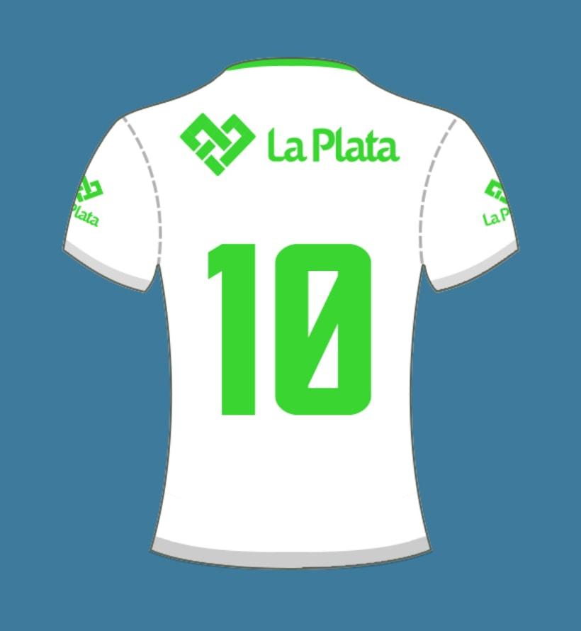 Franquicia Ficticia: DIAGONALES (La Plata -Rugby) 6