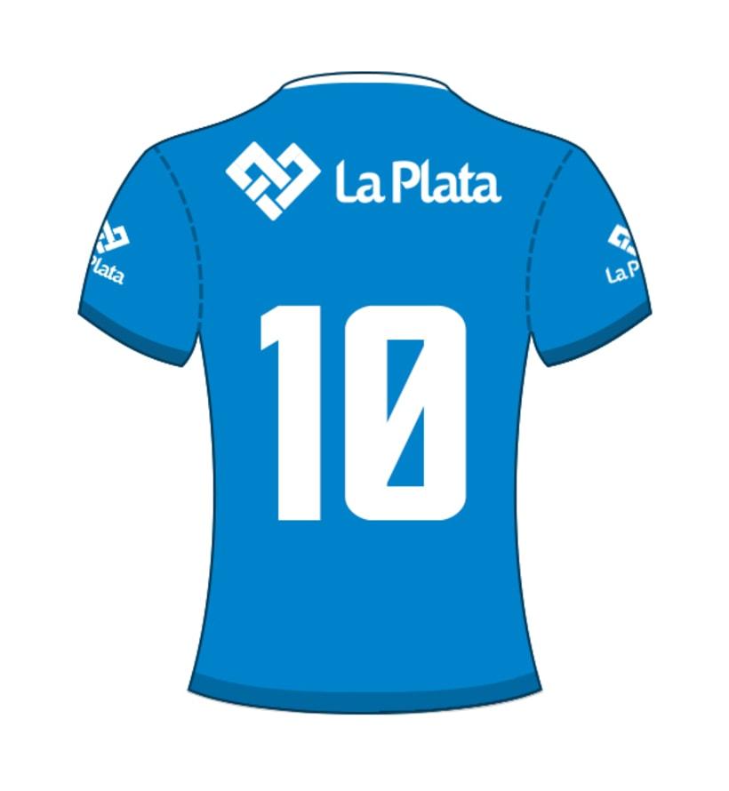 Franquicia Ficticia: DIAGONALES (La Plata -Rugby) 12