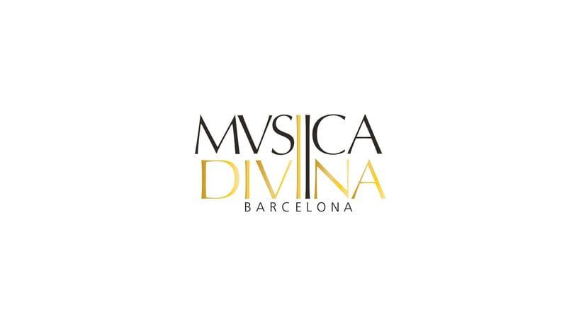 Restyling Logo Mvsica Divina 0