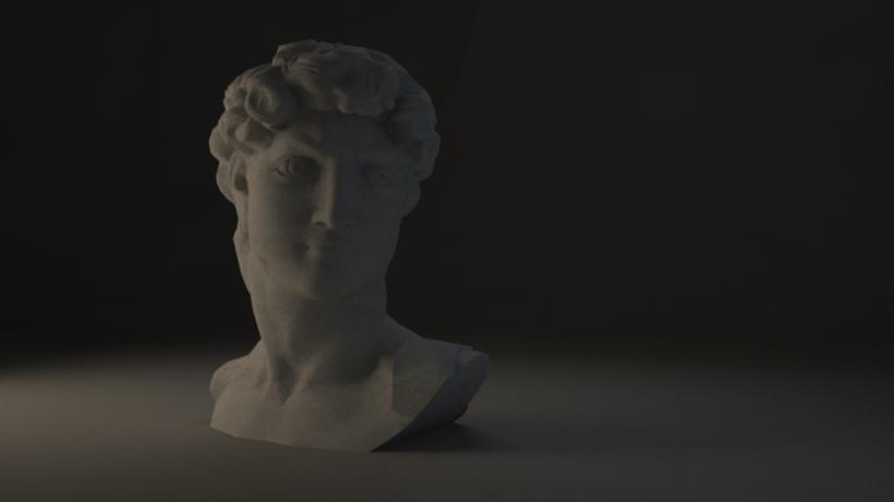 Estudio de luces y materiales de VRay -1